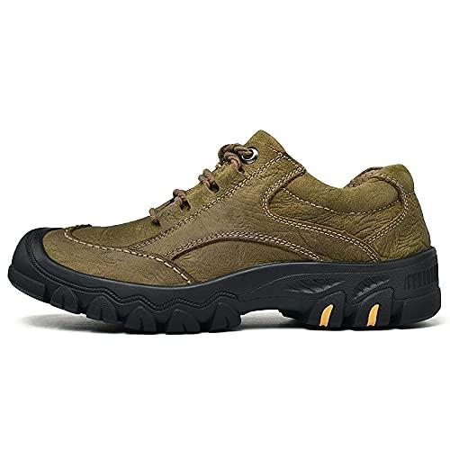 Aerlan Men's Running Shoes,Zapatillas de montañismo, Deportes al Aire Libre, Calzado Casual de Senderismo-Card_41,Zapatos de Gimnasia Zapatos Ligeros
