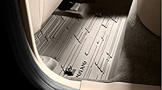 Genuine Volvo 2011-2015.5 S60 BLACK All Season Rubber Floor Mats NEW OEM #39828878