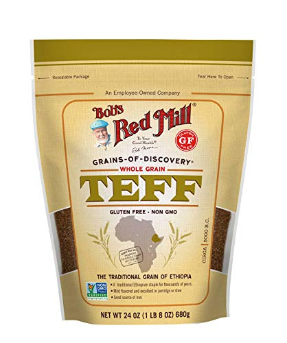 Bob's Red Mill Whole Grain Teff, 24 Oz
