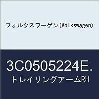 フォルクスワーゲン(Volkswagen) トレイリングアームRH 3C0505224E.