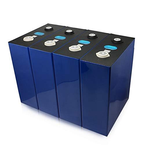 4pcs 3.2V 280AH LiFePO4 batería de Litio fosfato de Hierro prismático celulares Células solares...
