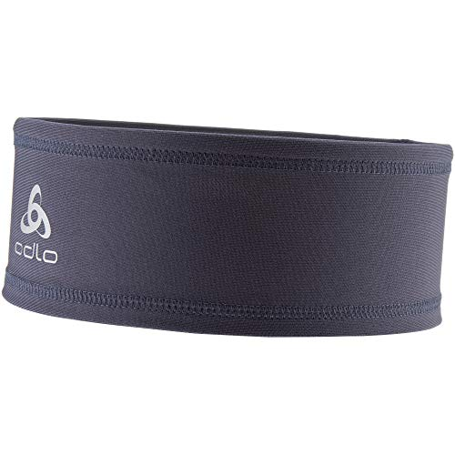 Odlo Headband Polyknit Light Stirnband, Odyssey Gray