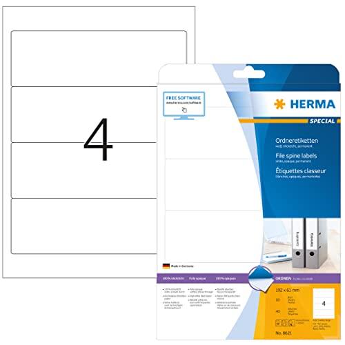 HERMA -   8621 Ordnerrücken