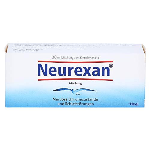 Neurexan Mischung bei nervösen Unruhezuständen und Schlafstörungen, 30 ml Lösung