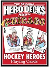 product image for Channel Craft Chicago Hawks Hockey Playing Cards