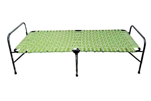 "PARVESH Smart Niwar Folding Bed Size 36"" X 72"""