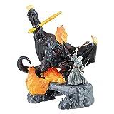 Paladone-RD-RS460873 Lámpara El Señor de los Anillos Gandalf vs. Balrog, Color (PP6721LR)