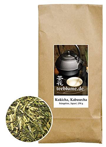 Kukicha, Kabusecha - stengeltee, weinig tin, Japan, 250 g