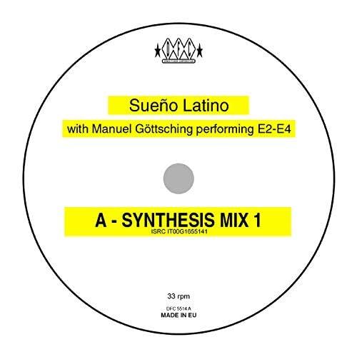 Sueno Latino & Manuel Goettsching performing E2-E4