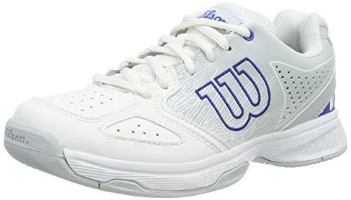 Wilson STROKE JR, Zapatillas tenis niño, todos niveles