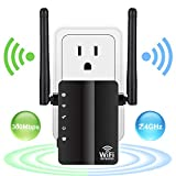 WiFi Extender Booster 300 Mbps, Aigital Wireless Repeater Range Extender with Router/Repeater Mode