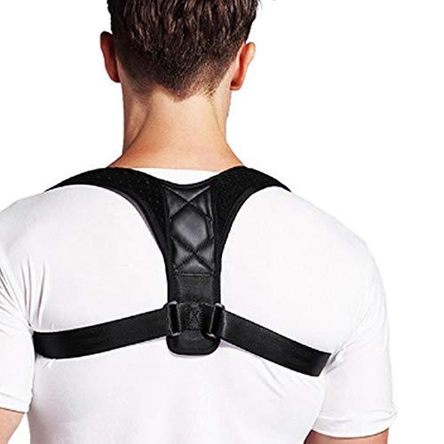 XXHDEE Buckel-Korrektur-Gürtel zurück Orthesen Kleidung Männer und Frauen Erwachsene unsichtbare Behandlung Buckel Student Wirbelsäule Sommer atmungsaktiv Rückenstütze