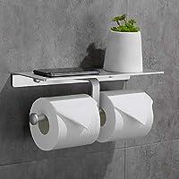 Gricol Porte Rouleau de Papier Toilette Hygiénique Sans Perçage