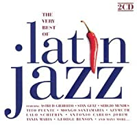 The Very Best of Latin Jazz by Various Artists (1998-04-27)