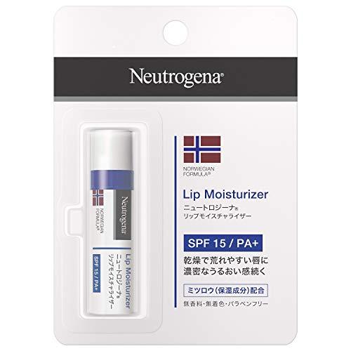 Neutrogena(ニュートロジーナ)ノルウェーフォーミュラリップモイスチャライザー4g