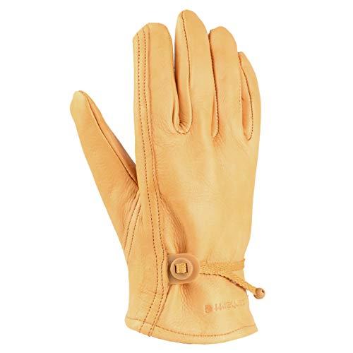 Carhartt Men's System 5 Driver Work Glove, Brown, Large