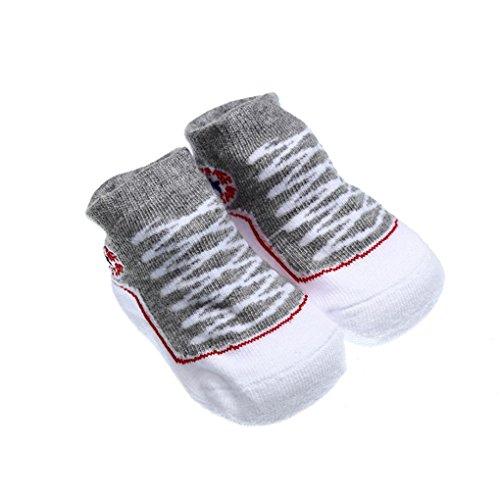 on brand DANDANdianzi Anti Slip Cotton Socken Hausschuhe Socken schlüpfen Babysocken Neugeborenen für 0-6 Monate Neugeborenes Baby Mädchen