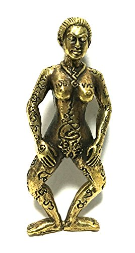 Miracle Gift Thai Magic for Love & Lucky Pendants Amazing Thailand Thai Buddha Statue Amulet Powerful Luck in Lover E-pher Amulets Love Atracction Pendants