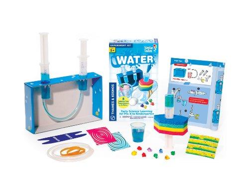 Thames y Kosmos Poco Labs Agua Kit de Ciencia
