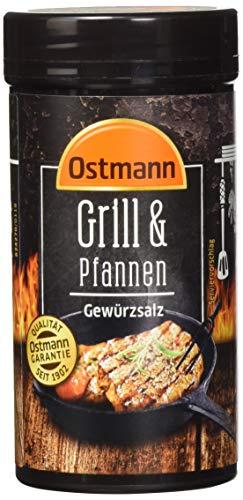 Ostmann Grill & Pfannen Gewürzsalz, 3er Pack (3 x 125 g) 824253