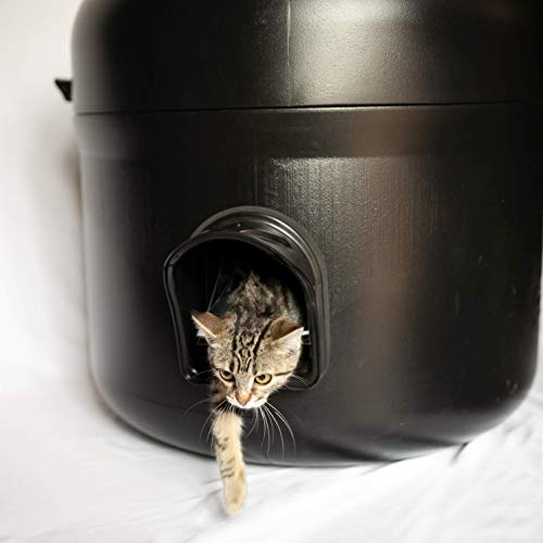 Kitty Tube Gen 3 Insulated Cat House