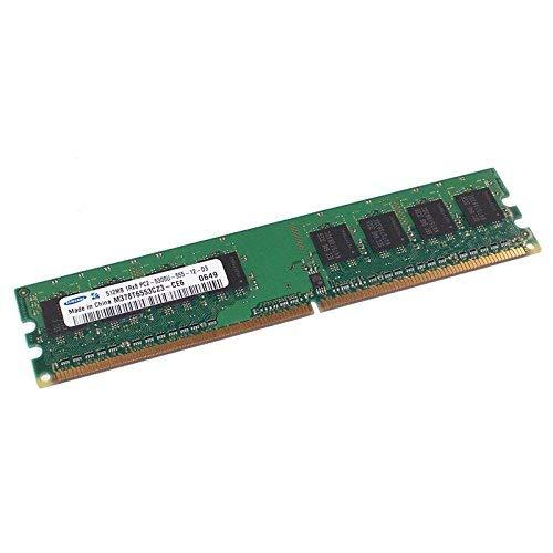 512MB RAM memoria (Samsung m378t6553cz3-ce6DDR2PC2–5300U 667mhz 1Rx8CL5