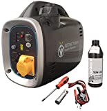 Best Inverter Generators - Nassboards Instant Power Portable Suitcase Inverter Petrol Generator Review
