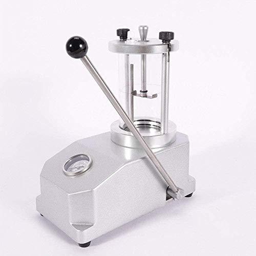 Probador de Relojes a Prueba de Agua Caja de Reloj Máquina de Prueba Resistente al Agua Todos los Relojes de aleación de Aluminio Probador de Resistencia al Agua 0.3~6bar Improve
