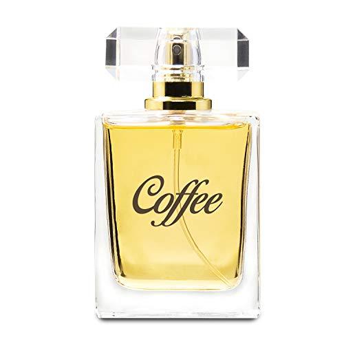 SERGIO NERO • COFFEE Parfum de Toilette für Frauen/Damen/Femme 50 ml Flakon (1.7 fl.oz.) • Duftiges Gourmet-Parfüm für sie