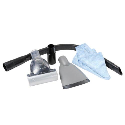 Menalux MKIT01B - Kit Auto Care para aspirar el coche univer