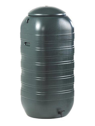 Strata pro Ward 250L Slimline Water Butt including Tap and Lid