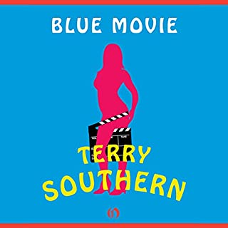 Blue Movie audiobook cover art