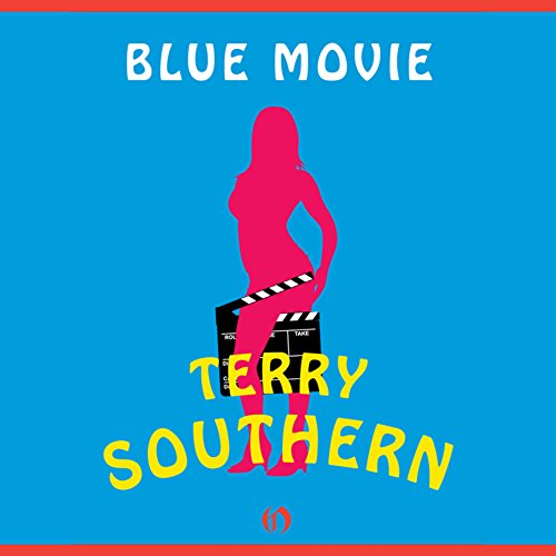 Blue Movie audiobook cover art