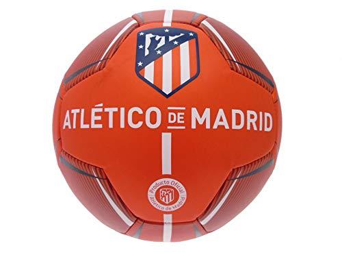 Atletico de Madrid , Balón futbol grande , tamaño size 5 COLOR...