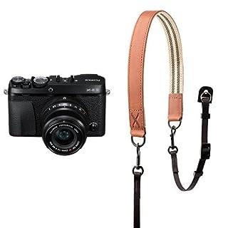 Fujifilm X-E3 Mirrorless Digital Camera w/XF23mmF2 R WR Kit - Black w/ Fujifilm Premium Leather Camera Strap - Brown (B07BFSS5P6)   Amazon price tracker / tracking, Amazon price history charts, Amazon price watches, Amazon price drop alerts