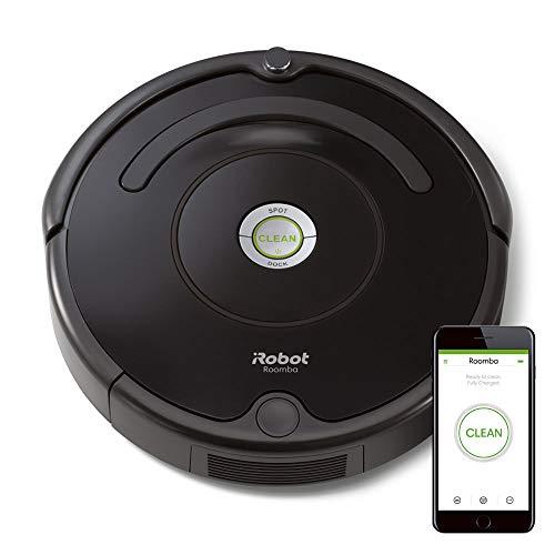 iRobot Roomba 671- Robot Aspirador con Conexión Wi-F