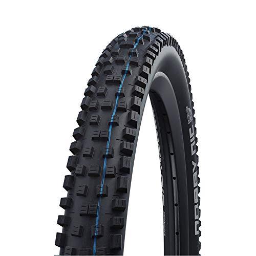 Schwalbe Unisex– Erwachsene Reifen Nobby NIC HS602 ST, schwarz, 27 Zoll