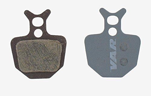 VAR VR59031 Plaquettes Organic Ceramic pour Freins à Disque Formula Oro