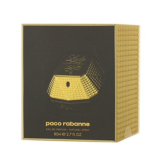 Paco Rabanne Paco rabanne lady million 80ml eau de parfum spray