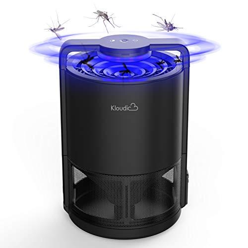 DOUHE 3X LED UV Lampada Antizanzare, Zanzariera Elettrica, USB Trappola per insetti, Efficace contro le Mosche, Sicuro, Non tossico e innocuo per il corpo umano
