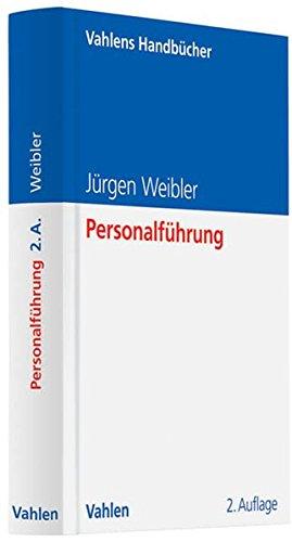 Personalführung (Vahlens Handbücher der Wirtschafts- und Sozialwissenschaften)