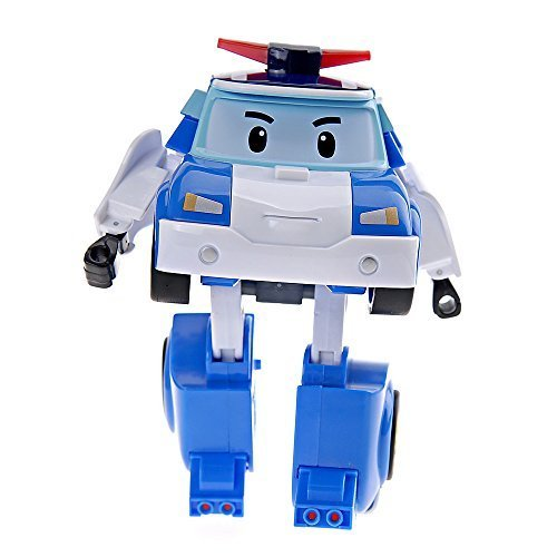 Deluxe Robocar Poli Toy - Poli/Poly (Transformer) - Special Limited Edition by Robocar Poli