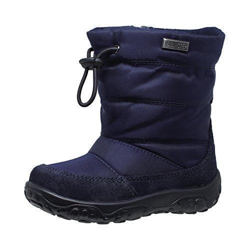Naturino Jungen POZNURR Stiefel, Blau (Bleu 0c01), 24 EU