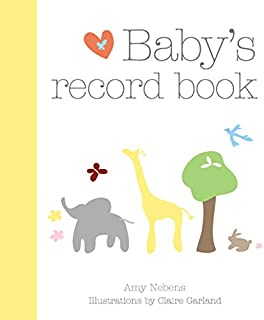 baby record book buy online