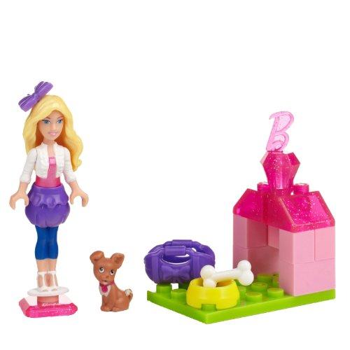 mega bloks barbie Mega Bloks Barbie Puppy Pals