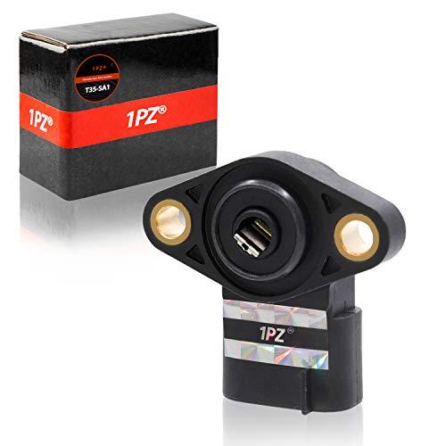 1PZ T35-SA1 ATV Electrical Shift Angle Sensor Replacement for Honda Recon TRX250 Rancher TRX420 TE TM Rancher 350 TRX350 TE TM Pioneer 1000 500 Foreman 500 TRX500 FE TM