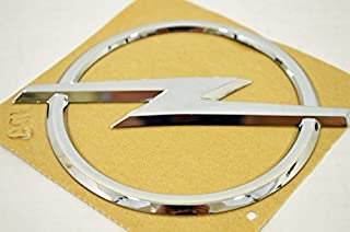 Leader Specialist Components Heckklappen Emblem der Marke LSC, 93183077