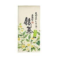 お茶村 深蒸し茶 春かすみ(100g)九州産(八女産、鹿児島産)茶葉のみ使用