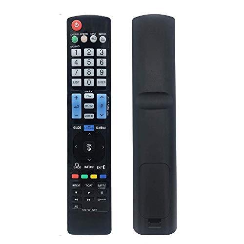 Sostituto telecomando Lg AKB72914293 per Lg universale tv,telecomando per Lg smart TV AKB72914209, AKB72914202