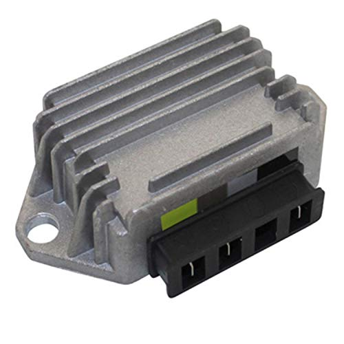 P2R (motorisiert) Maxiscooter Spannungsregler anpassbar Piaggio 125 PK 198>, 50 PK 1982 > (3 Stecker) (R. O. 1616395) -P2R-